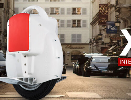 Airwheel X5 – El modelo con mayor ritmo